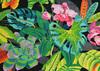 Элитный плед шенилловый Rainforest 10 schwarz от Feiler