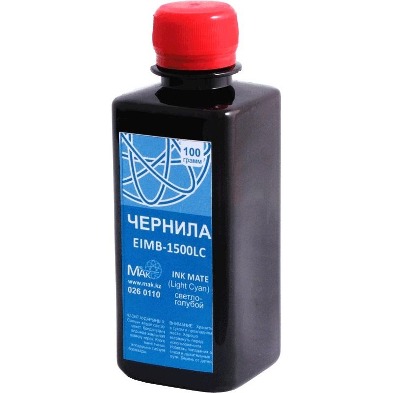 Epson INK MATE EIMB-1500LC, 100г, светло-голубой (Light Cyan)