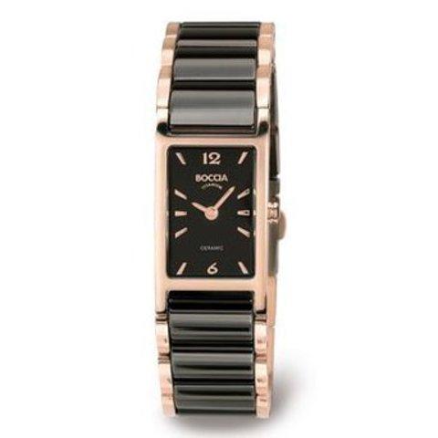 Купить Женские наручные часы Boccia Titanium 3201-04 по доступной цене