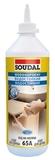 Водостойкий клей для дерева Soudal 65A