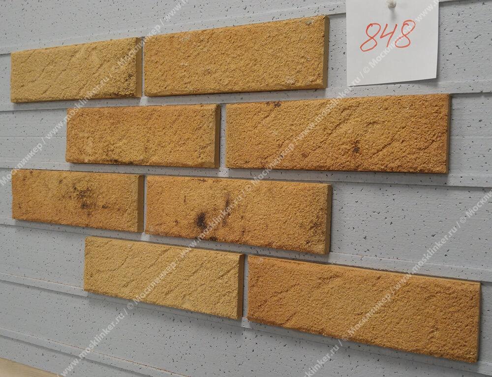 Плитка для фасада и внутренней отделки Roben, Manus, цвет Tonga carbon,