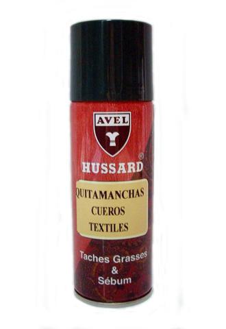 Очиститель-пятновыводитель Avel Hussard Detacheur Cuirs Textiles, 200 мл