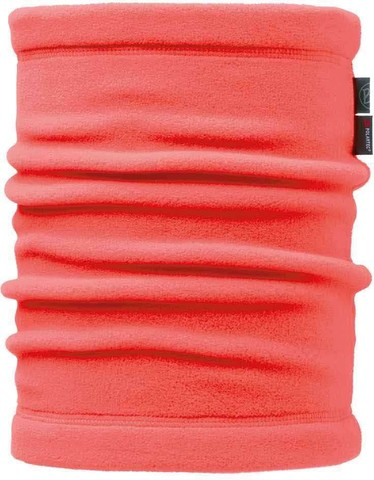 Шарф-труба флисовый Buff Neckwarmer Polar Simple Solid Coral Pink