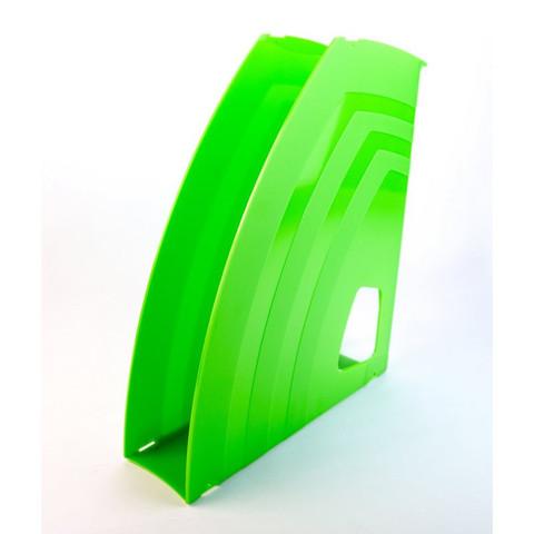 Вертикальный накопитель Attache fantasy 65мм зеленый