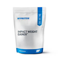 MYPROTEIN IMPACT WEIGHT GAINER (2,5 кг / клубника)