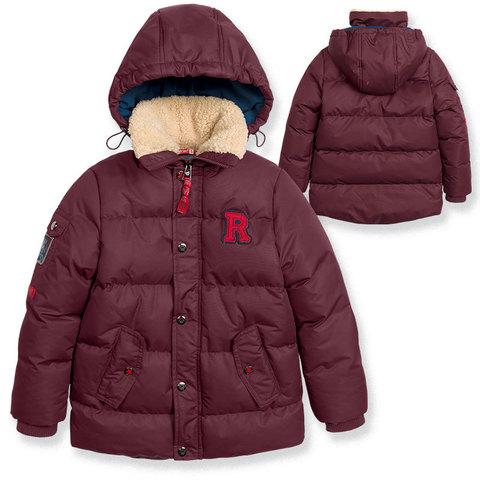 Pelican BZWT3027 куртка для мальчиков бордовая