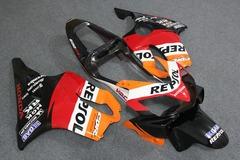 Комплект пластика для мотоцикла Honda CBR 600 F4I 01-03 Repsol
