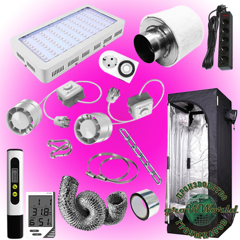 80х80х160 PROBOX  300W LED SUPERSILENT