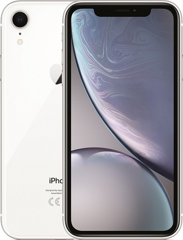 iPhone XR Dual SIM 128GB White