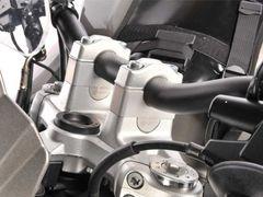 Проставки руля 25 мм BMW F 800 R серебро