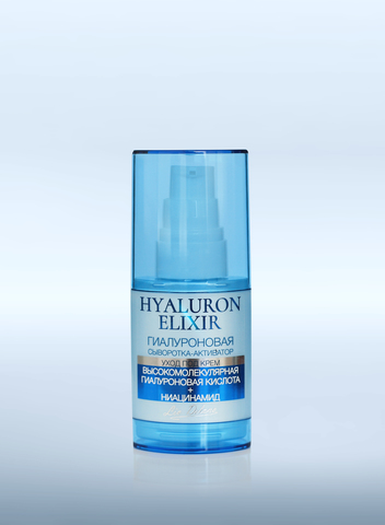 Liv delano Hyaluron Elixir Гиалуроновая сыворотка - активатор 35г