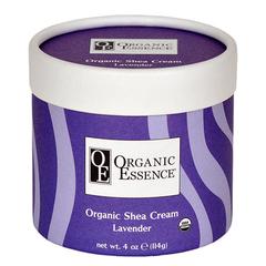 """Органический крем с маслом Ши для рук и тела """"Лаванда"""", Organic Essence"""
