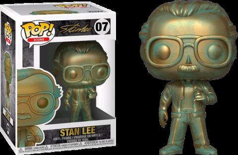 Фигурка Funko Pop! Icons - Stan Lee
