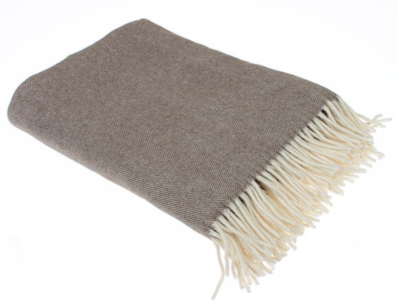 Пледы Плед-покрывало 130х170 Luxberry Tweed бежевый pled-pokryvalo-tweed-ot-luxberry.jpg