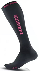 Компрессионные гольфы Noname NC2 Compression Socks Black Pink