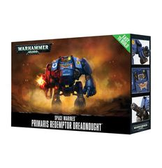 Easy To Build: Primaris Redemptor Dreadnought