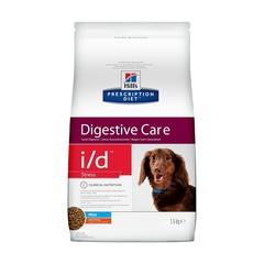 Hill's Prescription Diet i/d Stress Mini Digestive Care сухой диетический корм для собак мелких пород при расстройствах ЖКТ вызванных стрессом, с курицей