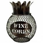 Кухня Декоративная емкость для винных пробок Boston Warehouse Pineapple dekorativnaya-emkost-dlya-vinnyh-probok-boston-warehouse-pineapple-ssha.jpg