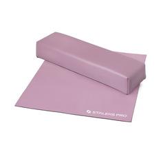 """Подлокотник """"мини"""" с ковриком EXPERT 10 TYPE 1 ( розовый) Staleks"""