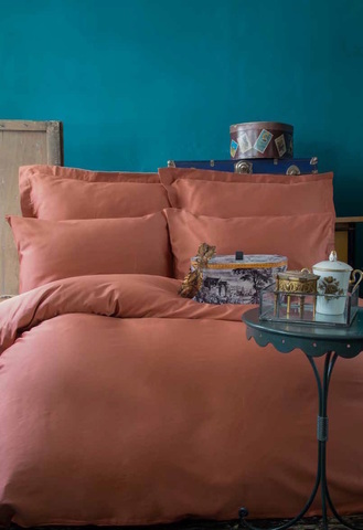 Постельное белье Issimo Home Simply copper семейный