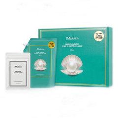 JMsolution Marine Luminous Pearl XL Modeling Mask - Набор: альгинатная маска с жемчугом,активатор и набор для смешивания