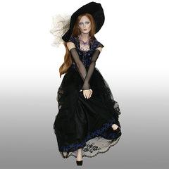 Кукла фарфоровая коллекционная Marigio Николь