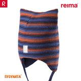 Шапочка Reima Kirjava 518325-6980 navy