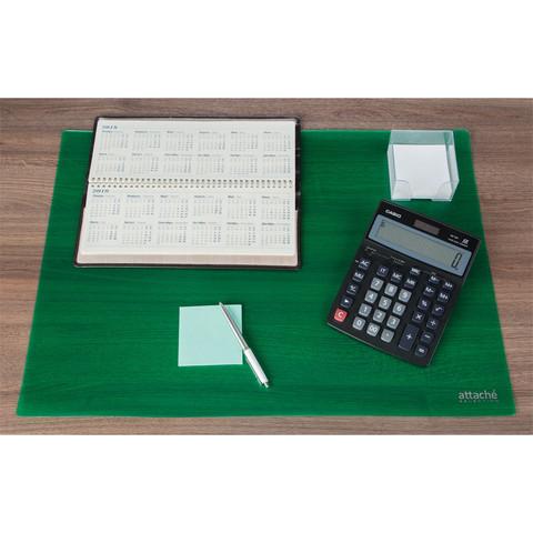 Коврик на стол Attache Selection 47,5x66см, зеленый, 2808-508