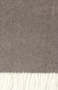 Элитный плед -покрывало Tweed бежевый от Luxberry