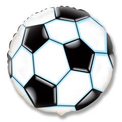 F Мини фигура Футбольный мяч (Черный)/Footbal Black  (14