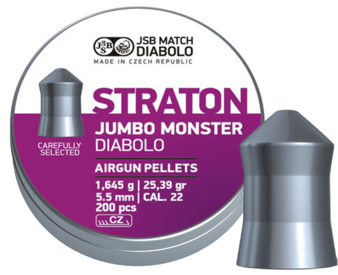 JSB Straton Jumbo Monster 5,5/1,645