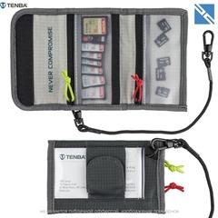 Чехол для карт памяти Tenba Tools Reload Universal Card Wallet (Gray) SD,CF, microSD карты