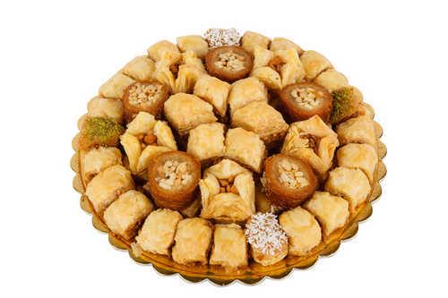 "Pate D'or Пахлава - ассорти ливанских сладостей ""Библос"", 1000 г import_files_6f_6f5dd391787e11e799f3606c664b1de1_860485bbdb2811e79eb4fcaa1488e48f.jpg"