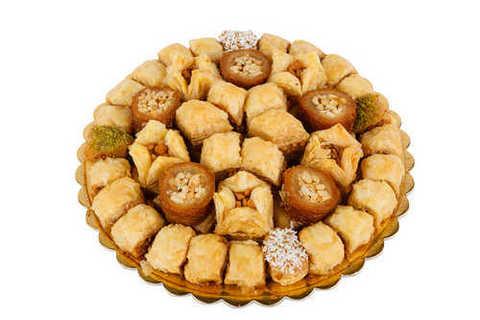 Пахлава - ассорти ливанских сладостей
