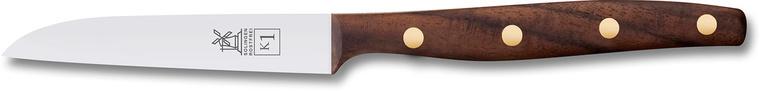 Нож кухонный Windmuhlenmesser K1 Klassiker, 90мм (грецкий орех)