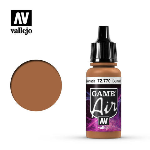 Game Air Burned Flesh 17 ml.