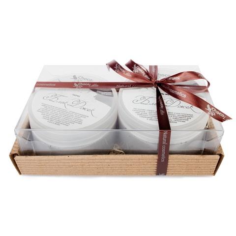 Набор подарочный №14 для волос БЛЭК ДЖЕК (МУСС для мытья 280 мл, маска ПАРФЕ 200 мл)/ ТМ Сhocolatte