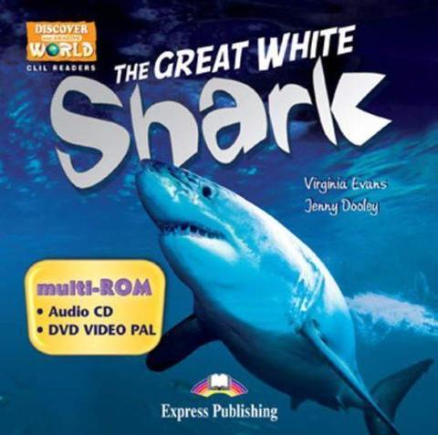 The The Great White Shark Teacher's multi-ROM (Audio CD / DVD Video PAL)