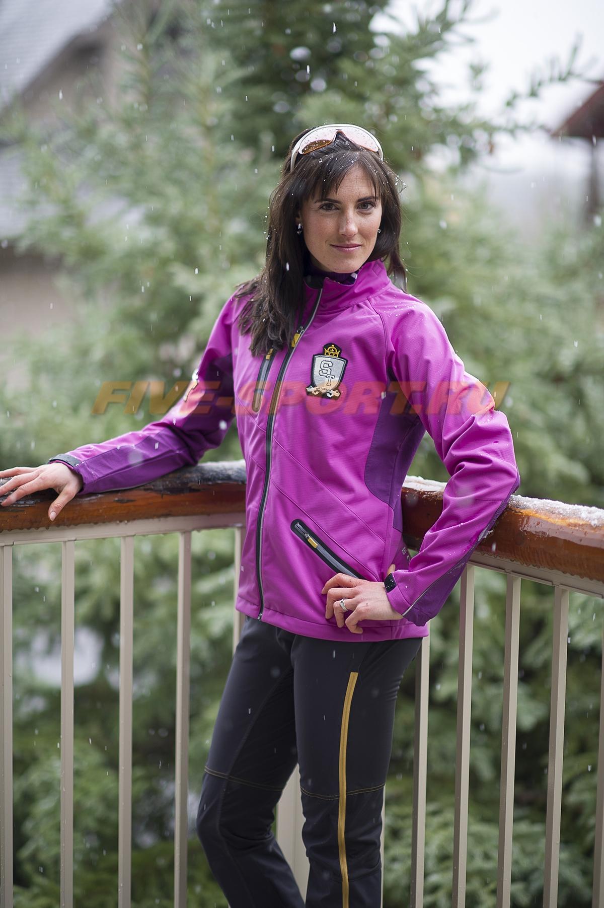 Женский лыжный костюм Stoneham Pro Dressed (ST00000518-ST00000532)