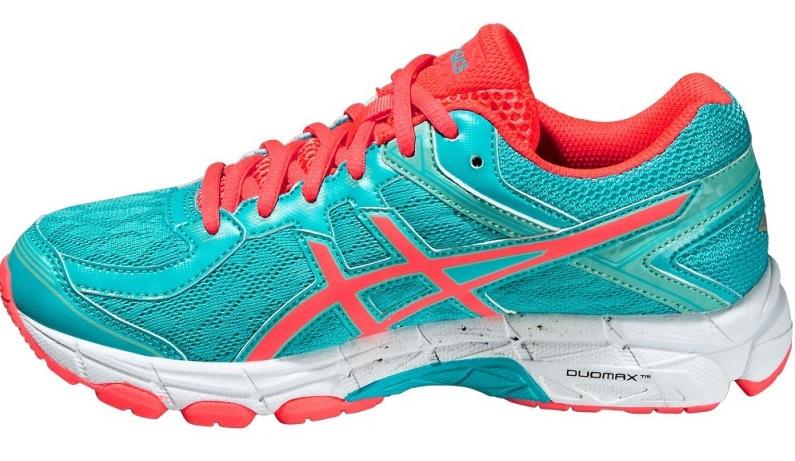 Подростковая беговая обувь  Asics GT-1000 4 GS (C558N 3920) фото