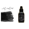 P-ART1 Краска Pacific88 ART Color Черная (Black) укрывистый, 18мл