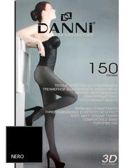 DVLR311-150 VELOUR колготки жен. Черные
