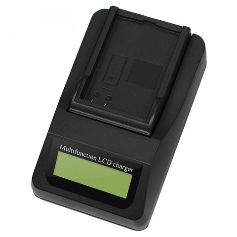 Зарядное LCD устройство Allytec для Sony NP-F970