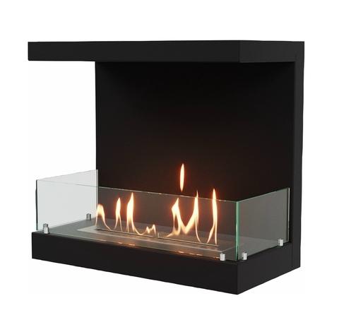 Встраиваемый биокамин Lux Fire Фронтальный 700 M