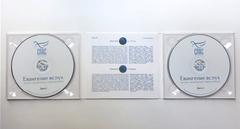 Евангелие вслух (аудио-версия). Комплект из 2х дисков