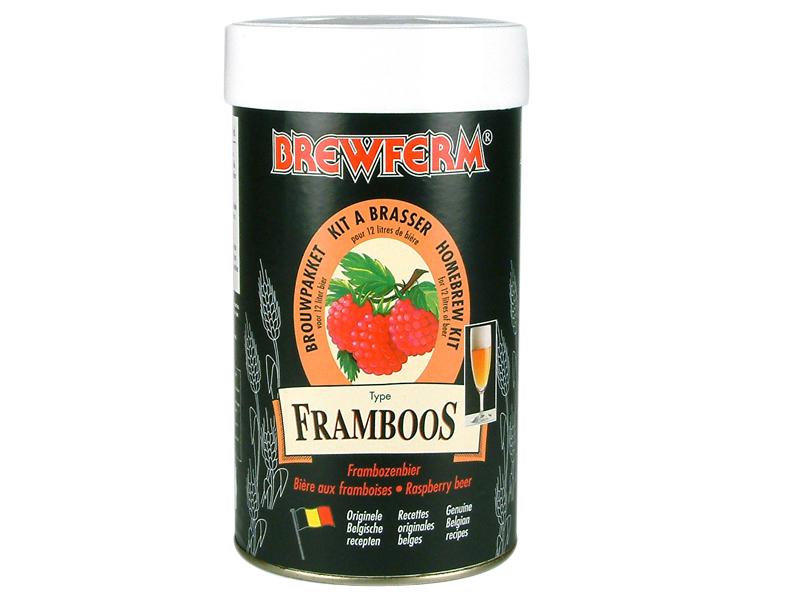 Экстракты Солодовый экстракт Brewferm Framboise FRAMBOISE.jpg