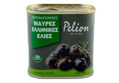 Черные маринованные оливки