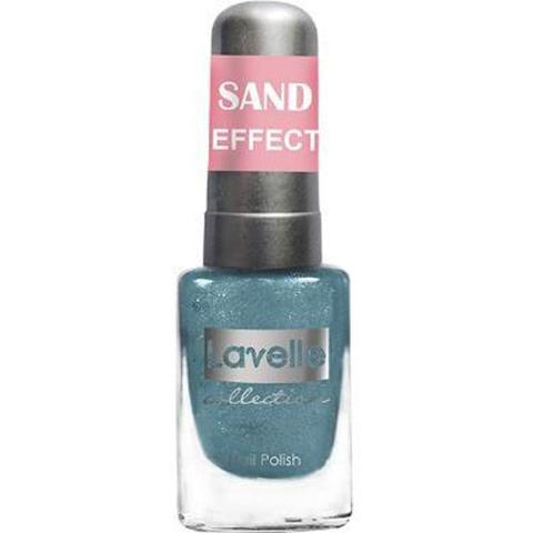 Лавелль лак Sand Effect  6мл тон 661 аквамариновый