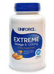 UNIFORCE EXTREME OMEGA-3 1200MG 120 КАПС