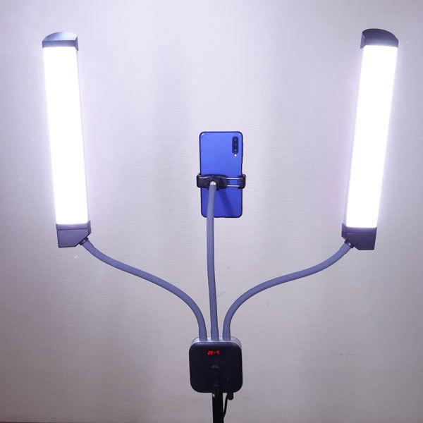 Косметологическая лампа светодиодная RC 224 фото